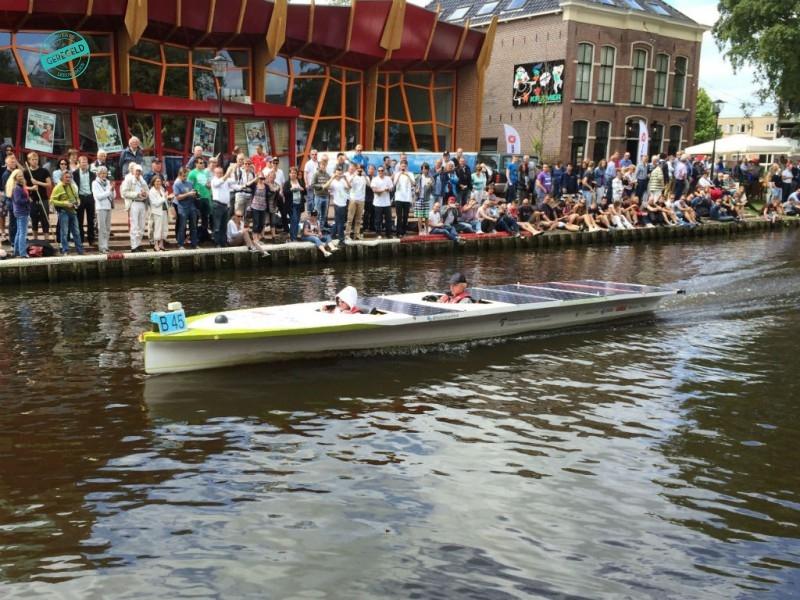 Dutch Solar Challenge - Zonnebootrace - Merkevents